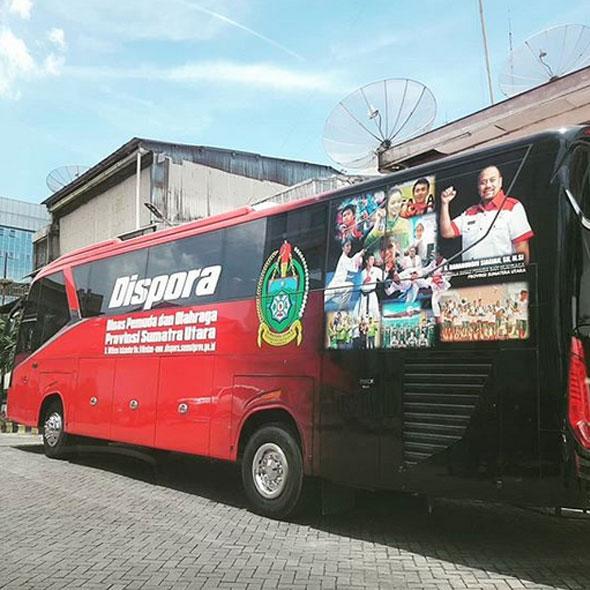 Sewa Mobil Bus Pariwisata